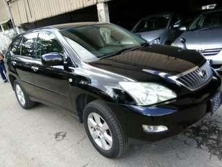 Toyota Harrier SG