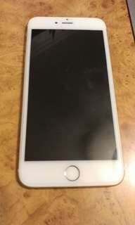 Iphone 6 plus 64G gold col