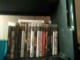 Used PS3 with great games and accessories.