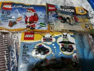 Lego polybag creator