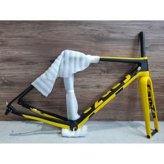CanZa Cyclocross or Road Carbon Bike Frame