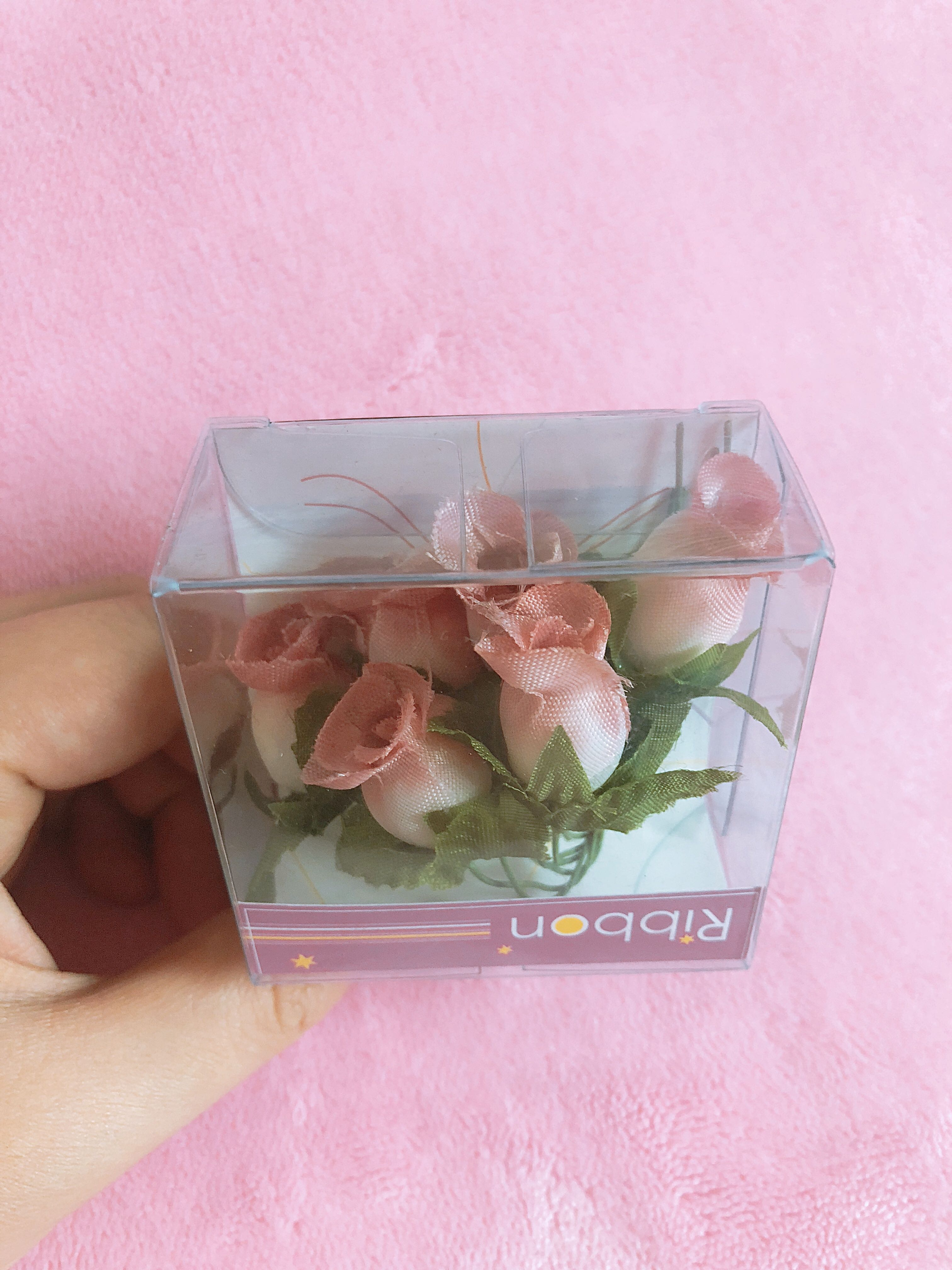 禮品用的禮花-粉色