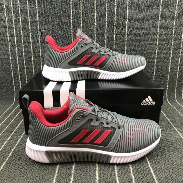 watch 608da 60ebc Adidas Climacool cm 網面透氣跑步鞋 S80718