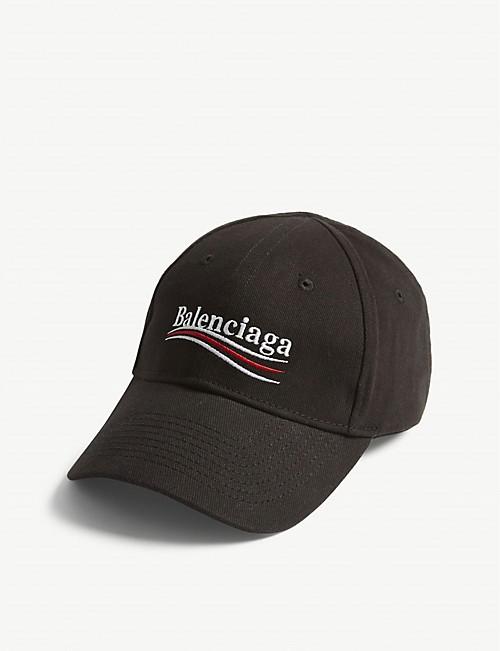 4c2541dd AUTHENTIC BALENCIAGA 2018 CAP, Men's Fashion, Accessories, Caps & Hats on  Carousell