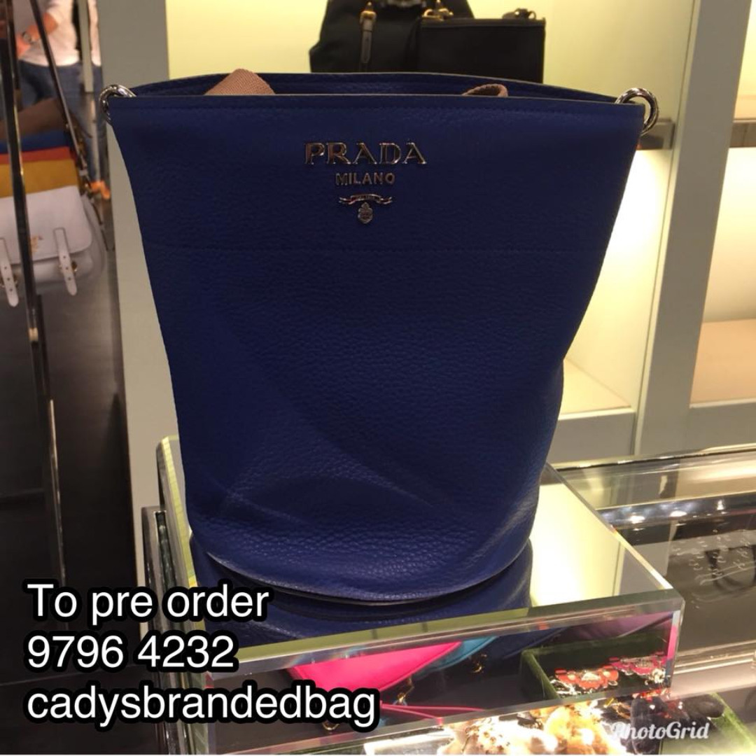 bba5831c653a Authentic Prada bags to Pre order, Everything Else on Carousell