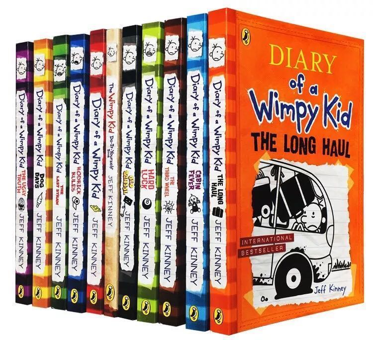 Dairy of a wimpy kid books stationery childrens books on carousell photo photo photo solutioingenieria Images