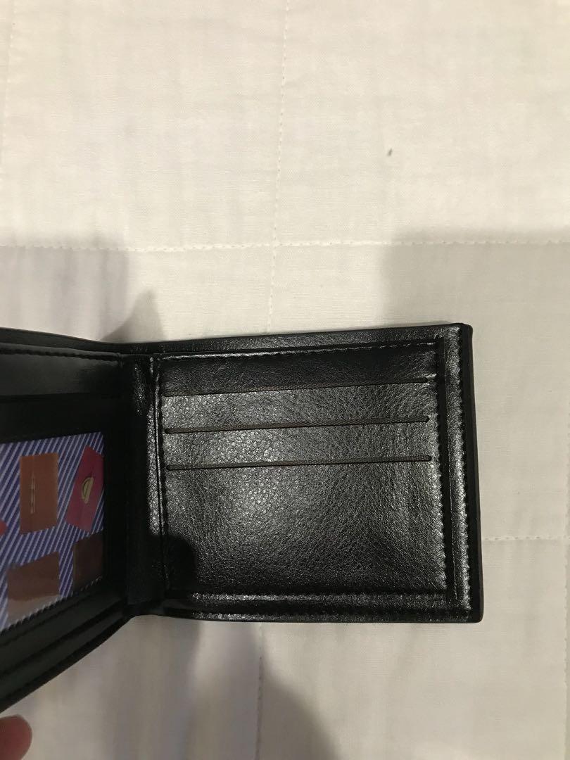 Designer Armani wallet