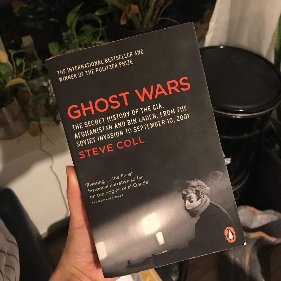 ghost wars coll steve