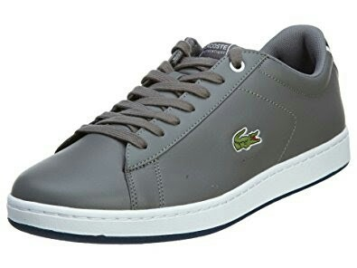 Gray Lacoste Carnaby Evo CTS Men 20e57d273