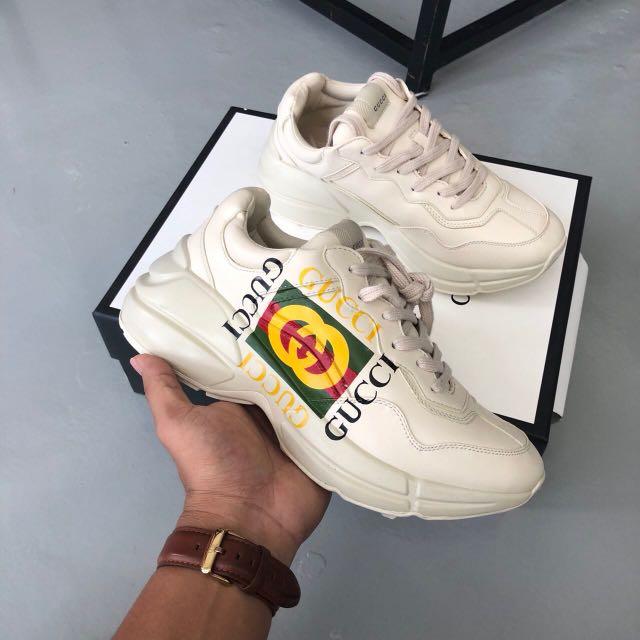 400f3283a Gucci Rhyton Sneakers (Men   Women)