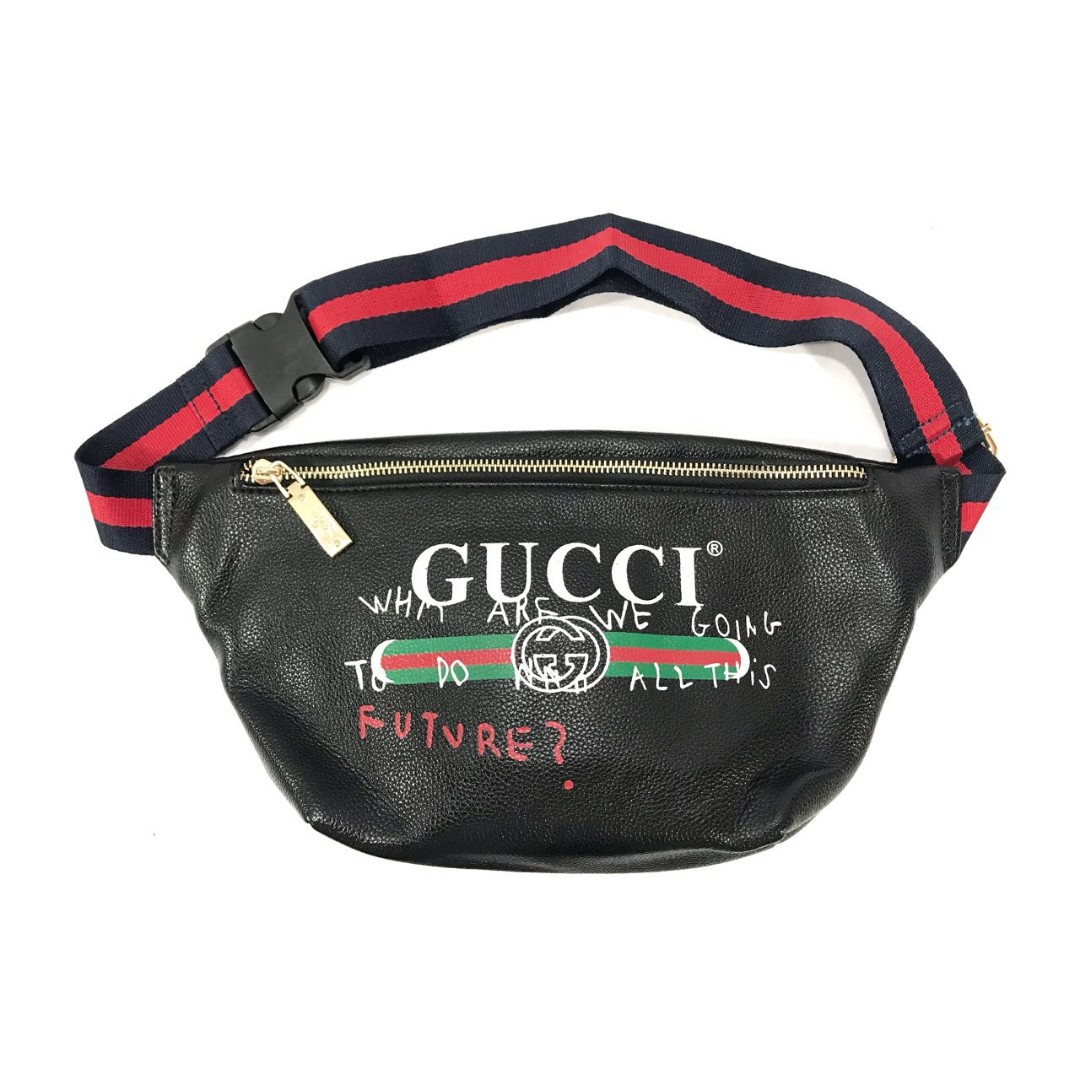 a5c29f2b2 Gucci Waist Bag, Men's Fashion, Bags & Wallets, Wallets on Carousell
