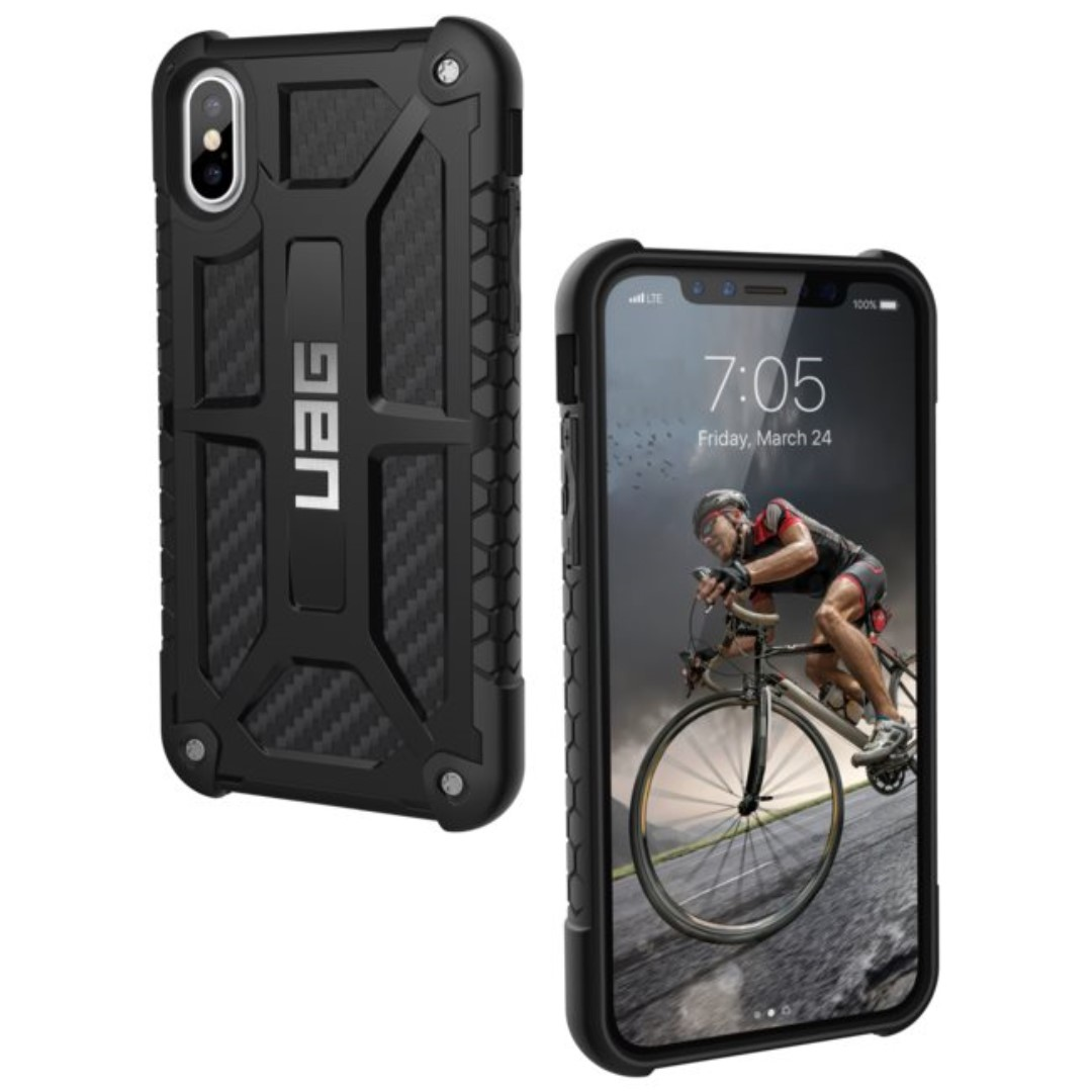 brand new ce566 d8a08 iPhone X UAG Monarch