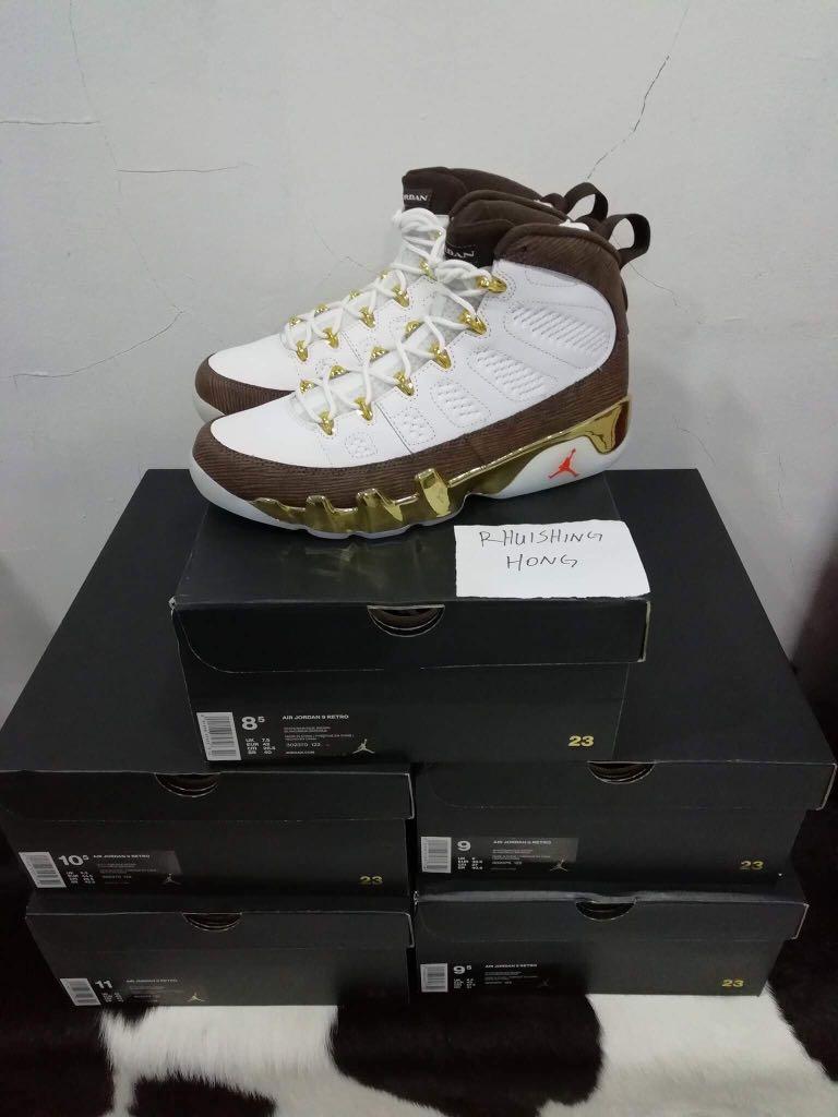 sports shoes d036f 6d6bb Jordan 9 MOP Melo, Men's Fashion, Footwear, Sneakers on ...