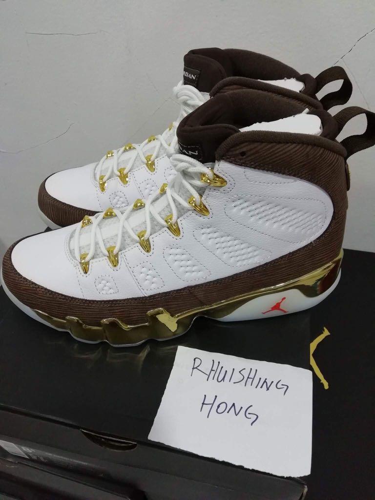 18e00bf925d Jordan 9 MOP Melo, Men's Fashion, Footwear, Sneakers on Carousell