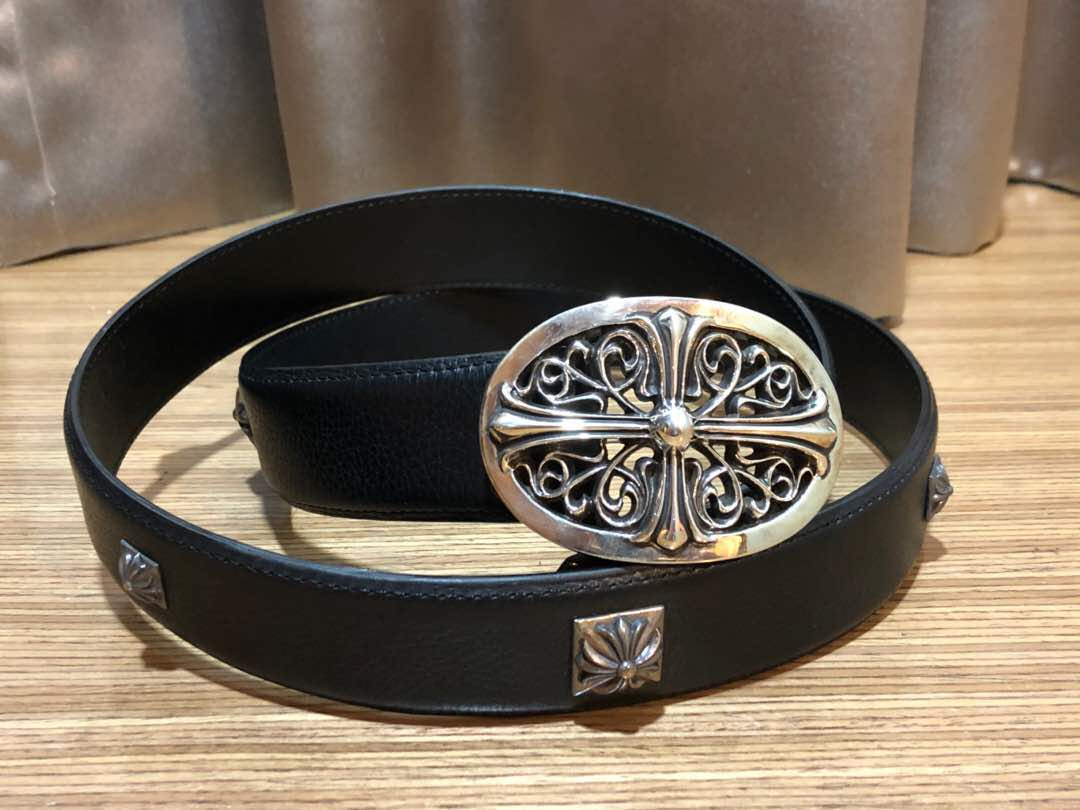 ba44a25ea0e1 New Chrome Hearts belt with backle 40""