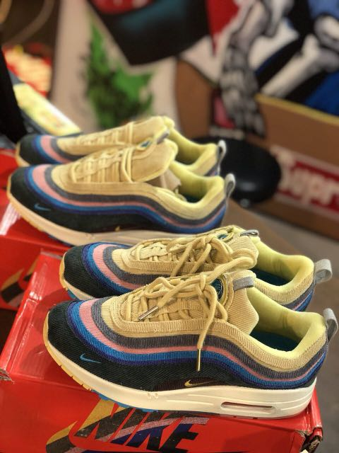 fd6a16e9a9 Nike Airmax 1/97 Sean Wotherspoon, Men's Fashion, Footwear, Sneakers ...