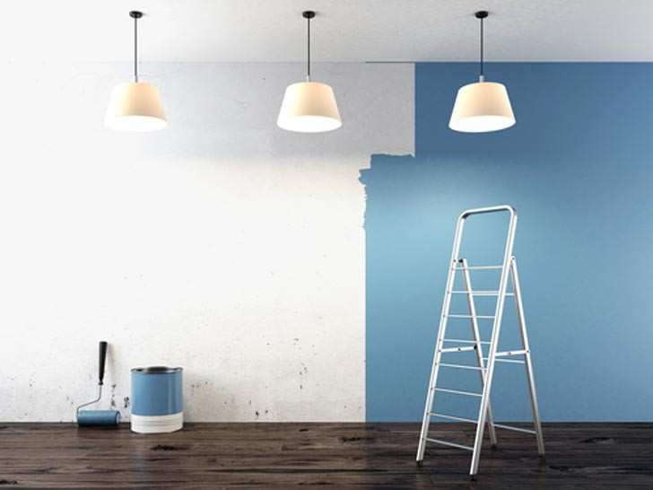 PaintIng & varnish co林