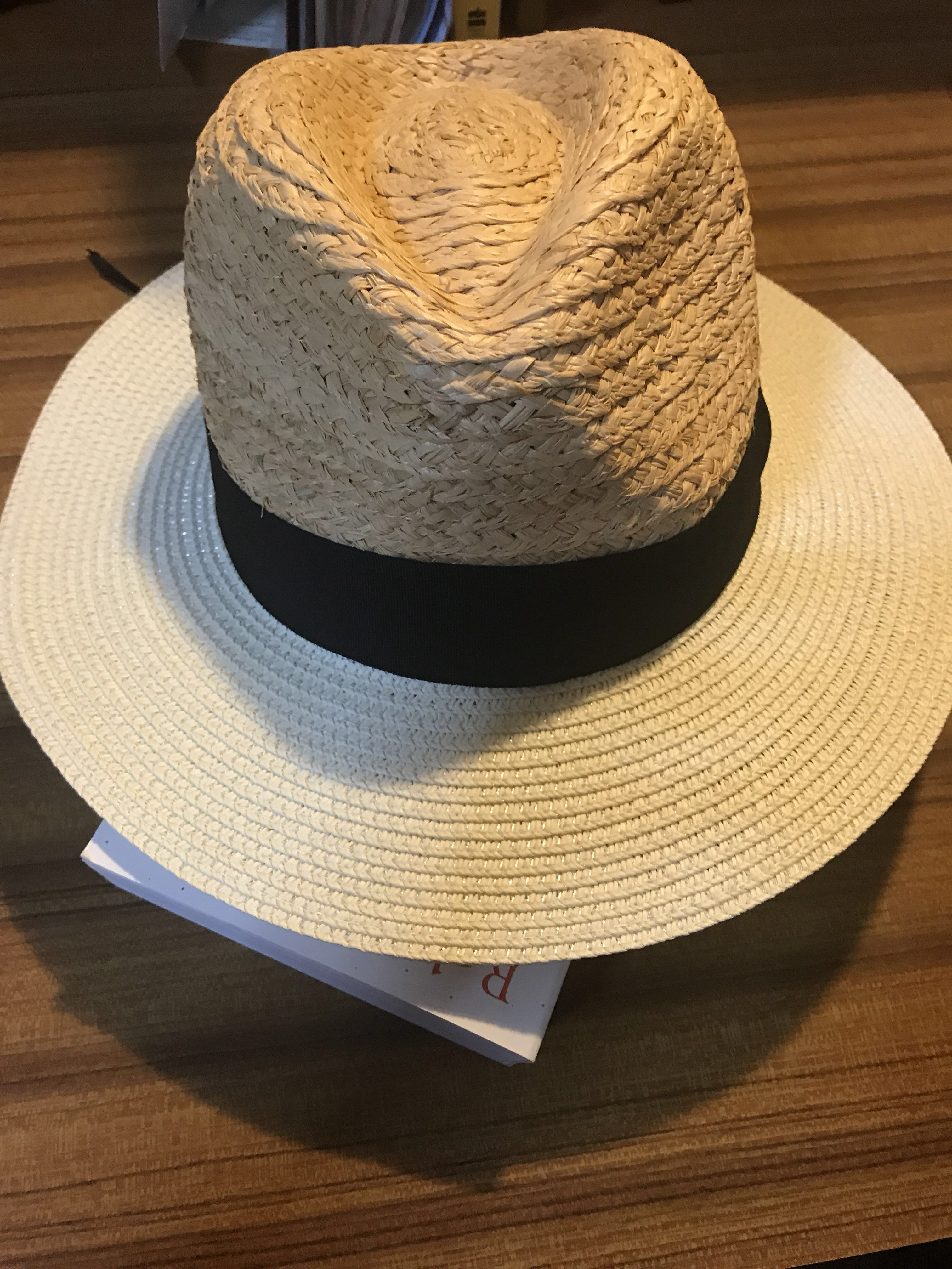 d69800f3 Panama hat, Women's Fashion, Accessories, Caps & Hats on Carousell