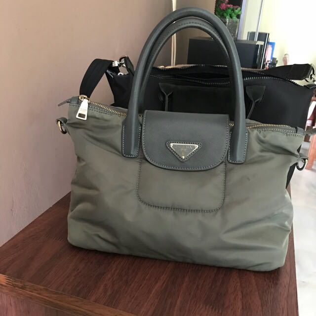 7c820c6c30d185 Prada Nylon BN 2541 - reduce price to letgo, Luxury, Bags & Wallets on  Carousell