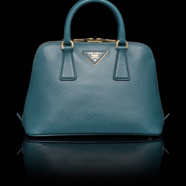 88be45d17457 Prada Saffiano Lux mini bag