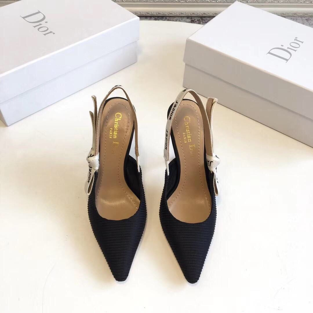 7ce906bc3f9 PRICE DROP! NOW EVEN LOWER! Dior J Adior Slingback Heels in Tech ...