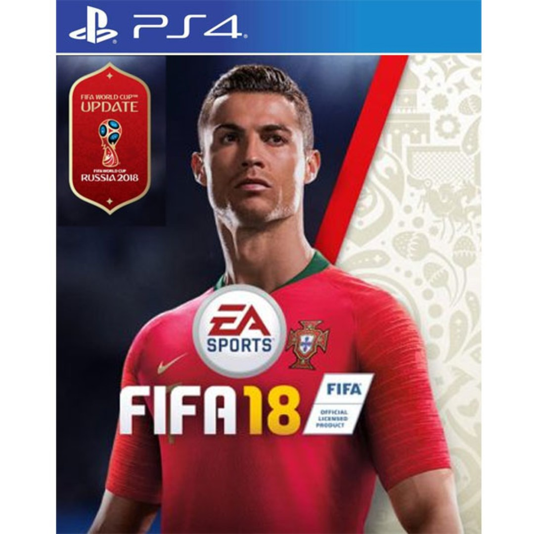Ps4 Fifa 18 Standard Edition Toys Games Video Gaming Gt Sport R3 Photo