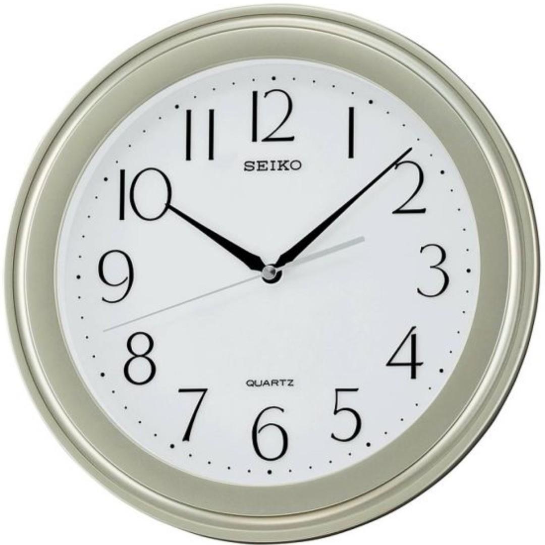 Seiko Wall Clock Qxa576m Furniture Others On Carousell