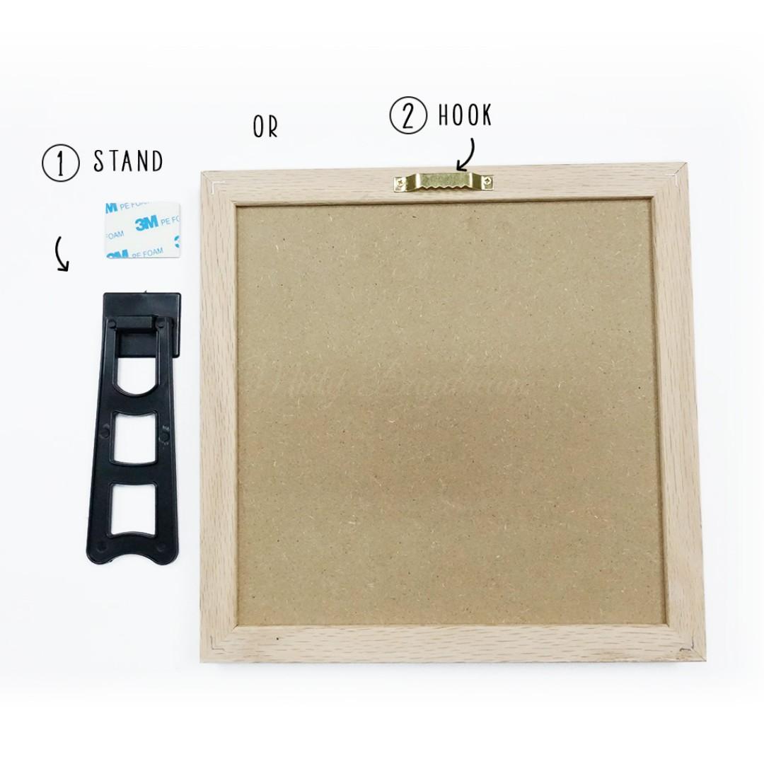 Square Felt Letter Board