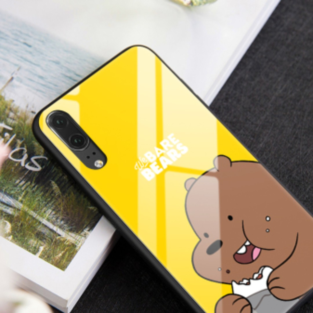 the best attitude 1ae18 f08ea WeBareBears Phone Case for Huawei P20 | P20 Pro