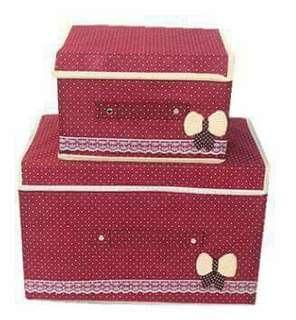 2 in 1 box storage organizer