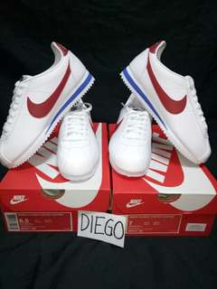 Nike Cortez Forrest Gump Size 7 and 6.5 US Brand New