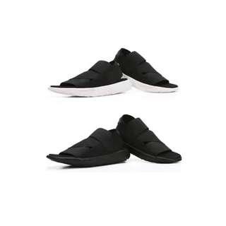 69f9072b0 2018 Y3 Qasa Yohji Yamamoto Stretch Gray Sandals Men s Fashion Casual  Sandals