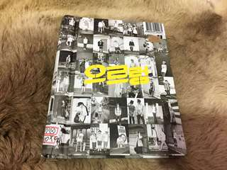 [WTS] EXO GROWL REPACKAGED (KOR VER)