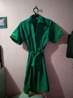 Girl's Scout Uniform