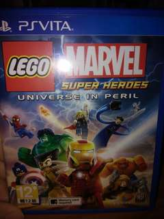 Ps Vita Lego Marvel