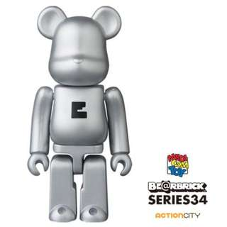 Bearbrick Basic Letter 'E'