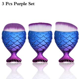 Po/Mermaid Brush Set