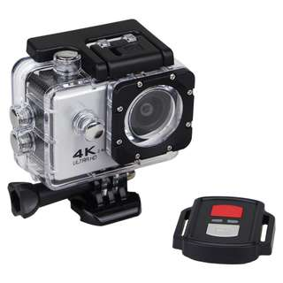 "Wifi go Sports Action Camera F60/F60R 2.0 ""LCD Waterproof 30M 16MP 4K@30FPS DVR Extreme Sports Camera HD DV"