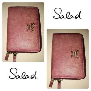 Salad Brand Leather Wallet