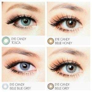 Softlens Eyecandy Belle