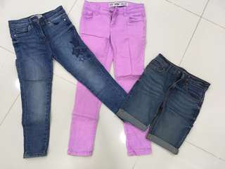 Skinny Jeans, for girls age 7-8