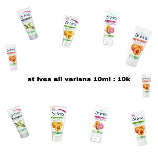 St ives 10ml