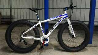 EUROBIKE X5 Pro (fat bike)