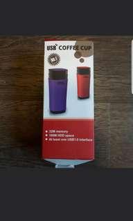 Brand new USB Coffee Cup Self Stiring N Heating