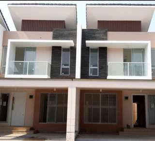 Rumah baru minimalis Green Puri Kosambi jakarta barat