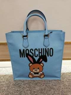 Moschino playboy手挽袋