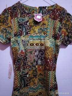 Batik Dress (New)