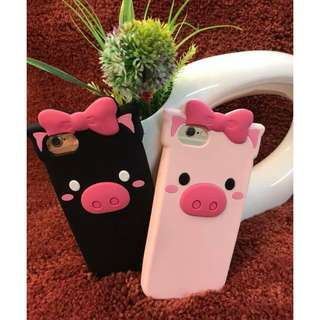 Mhadz Paraon 18 hrs ✔️PinkLuLu Cute🐽🐷🐽  silicon/rubber case