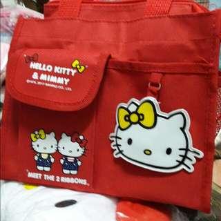 Holly Kitty 手提餐袋