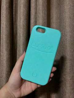Mint green Lumee Case for iPhone 6/6s